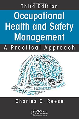 9781482231335: Occupational Health and Safety Management: A Practical Approach, Third Edition