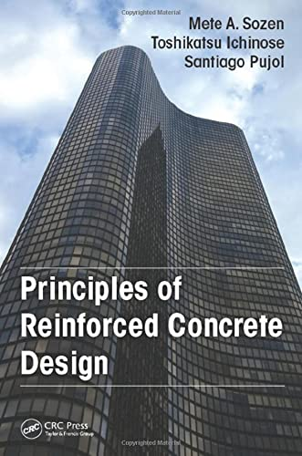 9781482231489: Principles of Reinforced Concrete Design