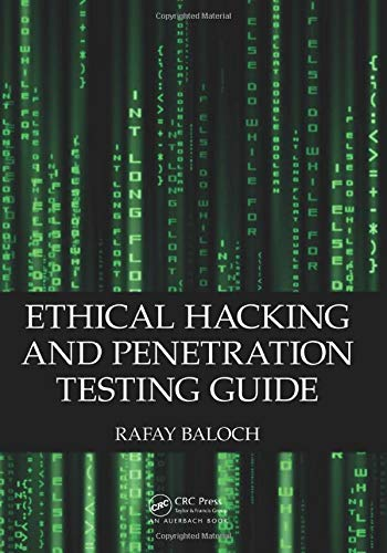 9781482231618: Ethical Hacking and Penetration Testing Guide