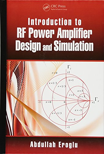 9781482231649: Introduction to RF Power Amplifier Design and Simulation