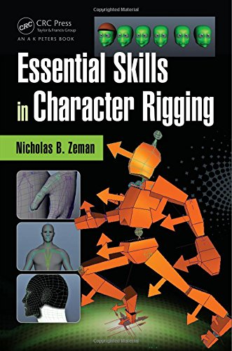 9781482235234: Essential Skills in Character Rigging