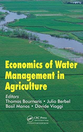 9781482238396: Economics of Water Management in Agriculture