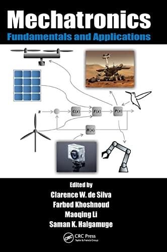 9781482239317: Mechatronics: Fundamentals and Applications