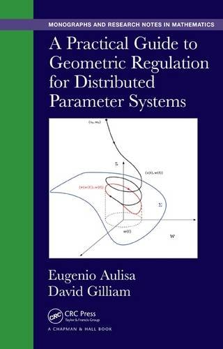 9781482240139: A Practical Guide to Geometric Regulation for Distributed Parameter Systems (Chapman & Hall/CRC Monographs and Research Notes in Mathematics)