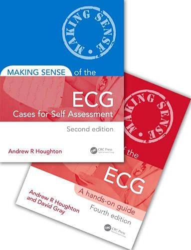 9781482242638: Making Sense of the ECG Fourth Edition with Cases for Self Assessment Second Edition Set