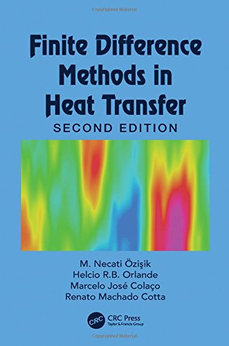9781482243451: Finite Difference Methods in Heat Transfer, Second Edition