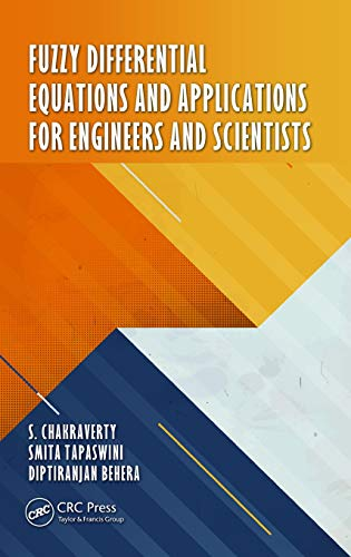 9781482244731: Fuzzy Differential Equations and Applications for Engineers and Scientists