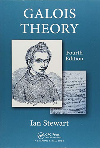 9781482245820: Galois Theory, Fourth Edition