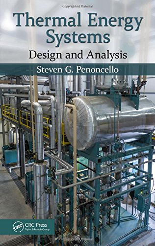 9781482245998: Thermal Energy Systems: Design and Analysis