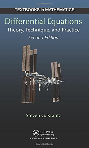 9781482247022: Differential Equations: Theory, Technique and Practice, Second Edition (Textbooks in Mathematics)