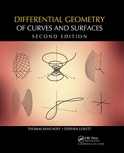 9781482247343: Differential Geometry of Curves and Surfaces, Second Edition