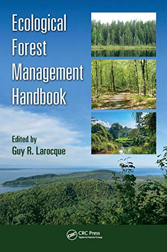 9781482247855: Ecological Forest Management Handbook (Applied Ecology and Environmental Management)