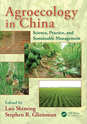 9781482249347: Agroecology in China: Science, Practice, and Sustainable Management (Advances in Agroecology)