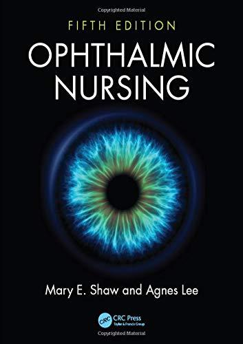 9781482249767: Ophthalmic Nursing