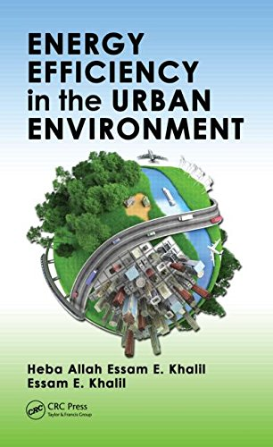 9781482250633: Energy Efficiency in the Urban Environment (Mechanical and Aerospace Engineering Series)