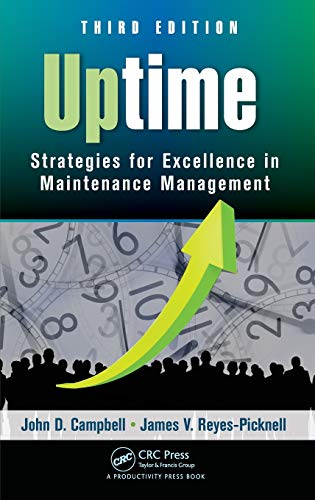 9781482252378: Uptime: Strategies for Excellence in Maintenance Management, Third Edition