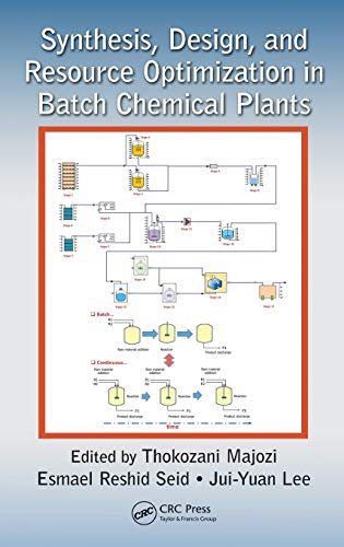Synthesis, Design, and Resource Optimization in Batch Chemical Plants