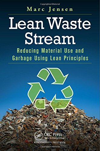 Lean Waste Stream: Reducing Material Use and: Jensen, Marc