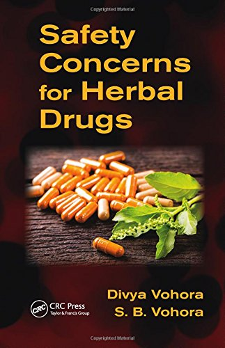 9781482256611: Safety Concerns for Herbal Drugs