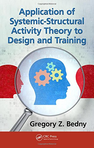 Self-Regulation in Activity Theory: Application of Systemic-Structural Activity Theory to Design ...
