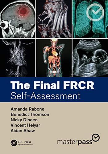 9781482259742: The Final FRCR: Self-Assessment