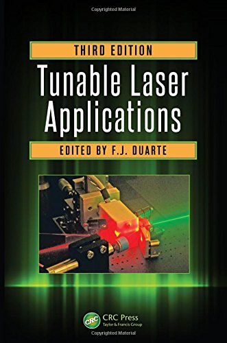 9781482261066: Tunable Laser Applications (Optical Science and Engineering)