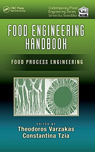 9781482261660: Food Engineering Handbook: Food Process Engineering