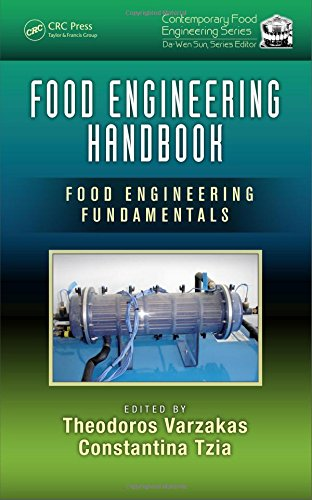 9781482261691: Food Engineering Handbook: Food Engineering Fundamentals: Volume 1 (Contemporary Food Engineering)