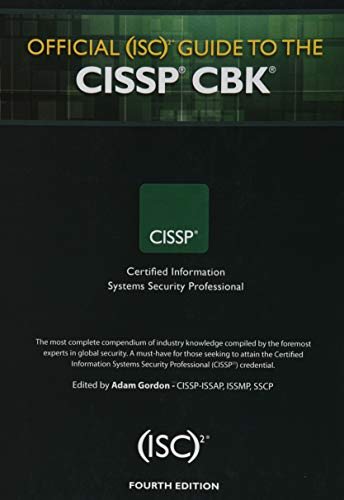 Official (ISC)2 Guide to the CISSP CBK,