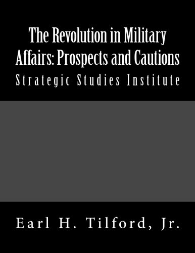 9781482300147: The Revolution in Military Affairs: Prospects and Cautions: Strategic Studies Institute