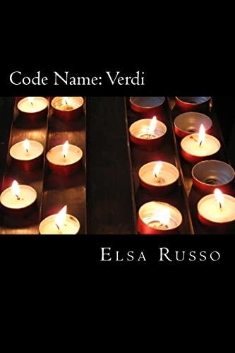 9781482310726: Code Name: Verdi