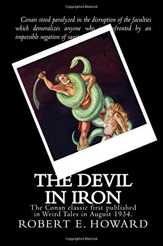 9781482311570: The Devil in Iron