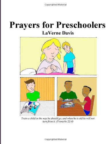 9781482311716: Prayers for Preschoolers