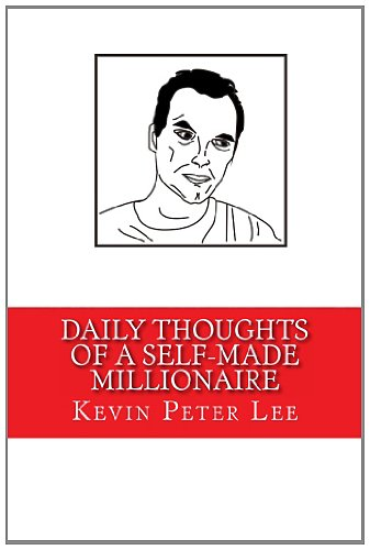 9781482315585: Daily Thoughts of a Self-Made Millionaire
