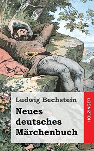 9781482316230: Neues deutsches Märchenbuch (German Edition)