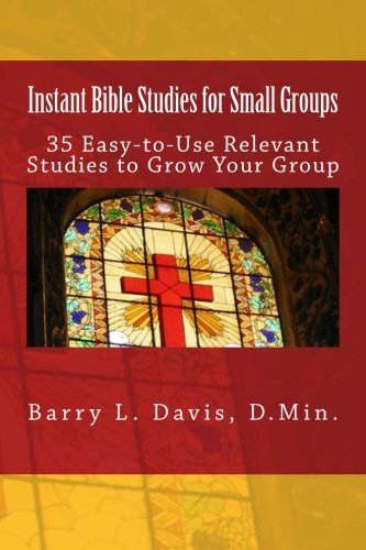 9781482319439: Instant Bible Studies for Small Groups