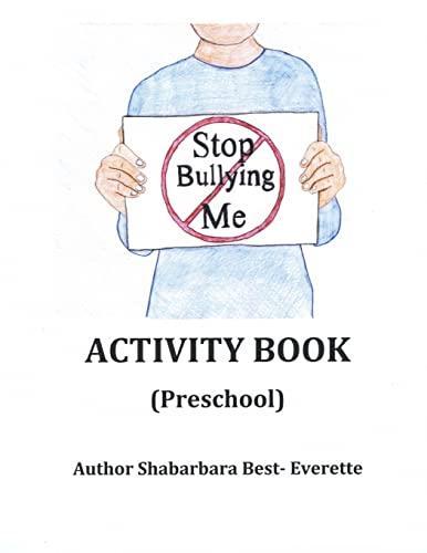 9781482323337: Stop Bullying Me Activity Book Preschool