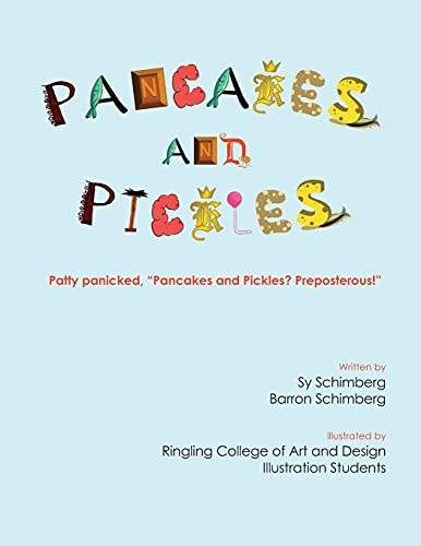 9781482327014: Pancakes and Pickles