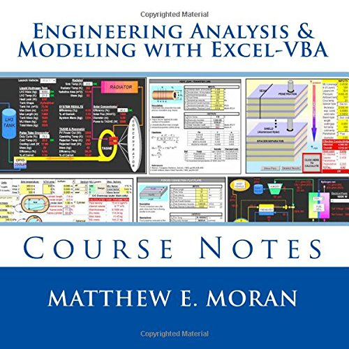 9781482332759: Engineering Analysis & Modeling with Excel-VBA: Course Notes