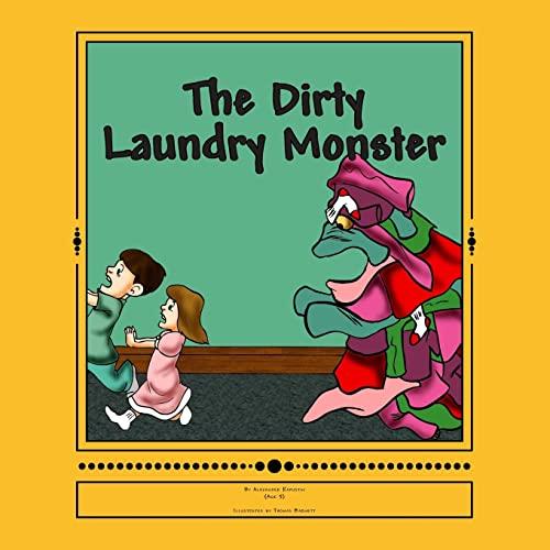 The Dirty Laundry Monster: Kapustin, Alexander