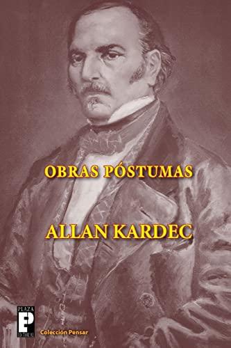 Obras Postumas: Kardec, Allan