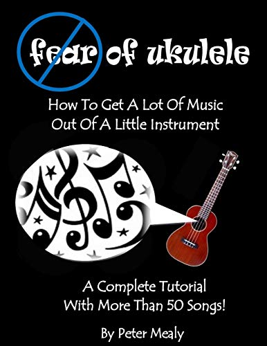 9781482341621: Fear of Ukulele