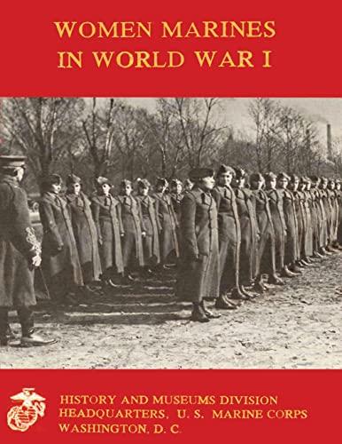 9781482354454: Women Marines in World War I