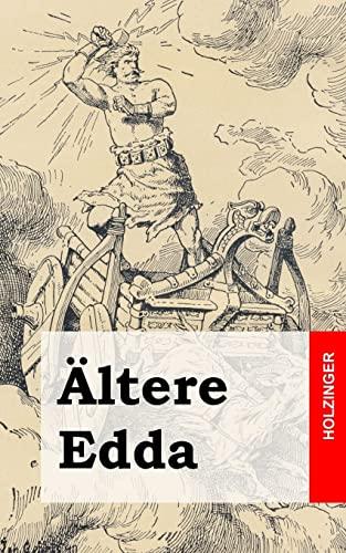 9781482363357: Ältere Edda
