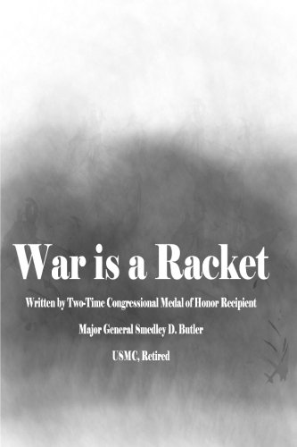 War is a Racket (1482370778) by Smedley D. Butler