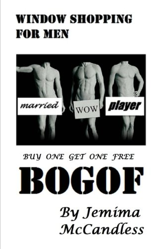 9781482373714: Window Shopping For Men: Buy One Get One Free (BOGOF)
