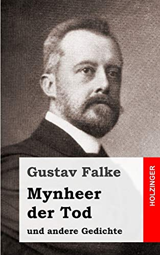 9781482381405: Mynheer der Tod (German Edition)