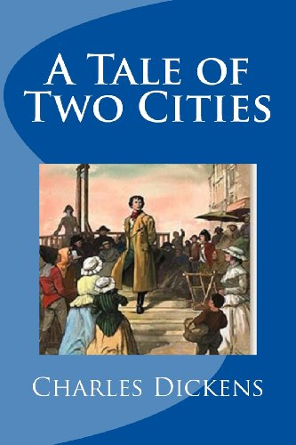 A Tale of Two Cities (1482385775) by Dickens, Charles