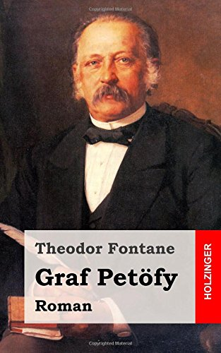 9781482398236: Graf Petöfy: Roman (German Edition)