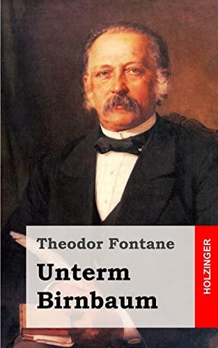 9781482398472: Unterm Birnbaum